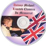 Antony Michael - Limited Classics - In Memorial