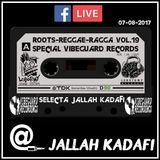 "Lobotomy Sound System & Selecta Jallah Kadafi "" Roots-Reggae-Ragga vol.19 "" 07/08/2017 ..."