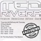 Ted Rivera - Trance Sessions After Dark 019 Broadcast on ah.fm