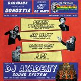 DJ Akademy feat Peter Youthman, Junior Roy ,Dapatch ,I Fi  + Guests @ Irie Vibz #7 Donostia May 2019