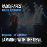 Relácia Alternative n.10 - hosť Tomáš z kapely JAMMING WITH THE DEVIL