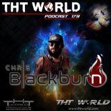 THT World Podcast 179 by Chris Blackburn