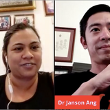 Tea Time Talk With MAG and Dr Janson Ang