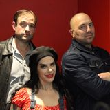 Danny and Rachel from CIRQUE INFERNAL joins Dustin live in studio, to chat all things INFERNAL!
