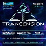 The Ride - Trancension March 7th Mix