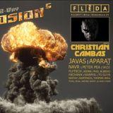 W.Dj @ Explosion 05 - Christian Cambas (GR) Fléda 4.2.2017 (Bojler cimra)