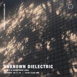 Unknown Dielectric w/ JD X & Cherryrook - 9th November 2019