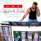 "KSO ""Style From The Westside"" Album Inspirations: JUNGLE + DRUM & BASS"
