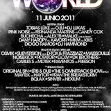 DJ Diogo Ramos @ The End Of The World Festival 11.06.2011 - Calafell - Spain