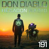 Don Diablo : Hexagon Radio Episode 191