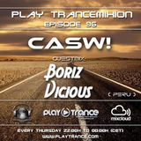 Play Trancemixion 096 by CASW!