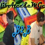 Nu-raveradio lib's & eMGe B2B sessions