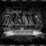 Transgressions Podcast 042 - DJ Saint Pierre (Extendet Set)