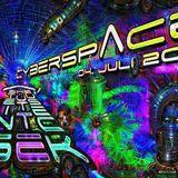 Dj Skyliner@Cyberspace 04.07.2015