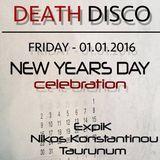 DEATH DISCO SET - 01 01 2016