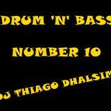 Set Nº 10 - DKB PROJECT (Drum'n'Bass)- DJ Thiago Dhalsim 2012