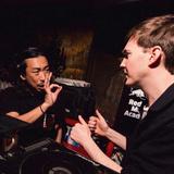 2014-11-04 - Ben UFO b2b DJ Nobu @ Stratovolanic Vinyl, Oath, Tokyo