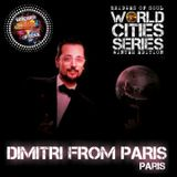 BRIDGES OF SOUL #wmsep95 World Cities Series DIMITRI FROM PARIS Classic Mix hosted by MOMO TV