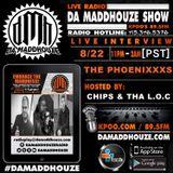 Da Maddhouze sits down with The Phoenixxxs on K.P.O.O 89.5 FM