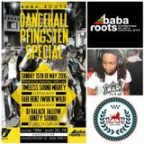 Audio Balack Jallow (Unity Sound) - Dancehall Pfingsten Special @ Baba Roots (15/05/2016)