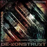 De-Konstrukt 'Foundations' Feat. John Norman