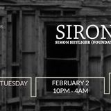 Anti-Social Tuesdays LIVE @TBA Brooklyn 2/2/16 w SiRon (Simon Heyliger B2B Ron Steiner) 1am to 4am