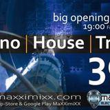 Darksnake Spécial Techno Big Opening Maxximixx Electra 26.9.2019