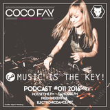 COCO FAY - Music is the Key #011