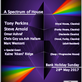 Spectrum Of House Mix (May 2017)