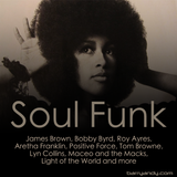 Soul Funk  - James Brown, Roy Ayres, Tom Browne, Bobby Byrd