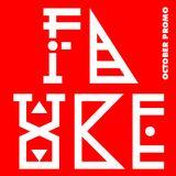 Fluke - October Promo Mix 2013