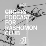 CRGTTS podcast for Ten Years of Rashomon Club