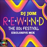 "The 80's Festival - "" New Wave Exclusive Mix"""