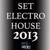 Set Electro House Dezembro 2013 - Pedro Aboim