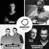 jovani@club radio show # 394 (Jovani|Morkus|Flaxen Beats|Kastis Torrau & Donatello)