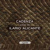 Cadenza Podcast | 092 - Ilario Alicante (Cycle)