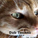 Cafe Gatto / Dub Techno Vol.4