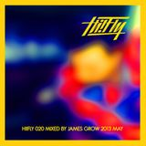 Hi!Fly 020 mixed by James Grow