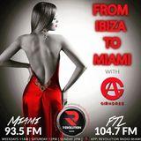 Ibiza to Miami (4/7/16)