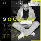 Secret Bali Podcast: Doorly's top 5 tracks