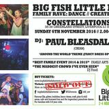 Paul Bleasdale - Liverpool - November 2016 - Live Mix