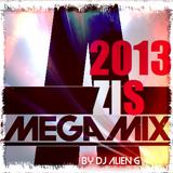 Azis-Megamix 2013 by Alien G