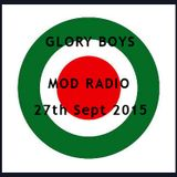 Glory Boy Mod Radio Sept 27th 2015