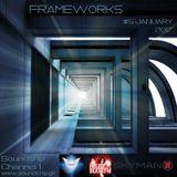 Frameworks #005 - Progressive Melodic Techno