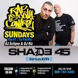 DJ Eclipse & DJ Riz - Rap Is Outta Control (SiriusXM)  10/06/19