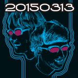 夜電波 #198 2015.03.14 Jazz Dommunisters特集 こぼれ #denpa954