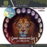 """HK: """"Luna nueva en Leo"""""""