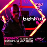 indianX - Mild N Minty - BehiNd5 - TM Radio - 01-May-2018