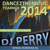 Dance2TheMusic Yearmix 2014