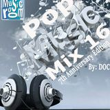 Pop Music Mix 16 - 7th Anniversary Edition